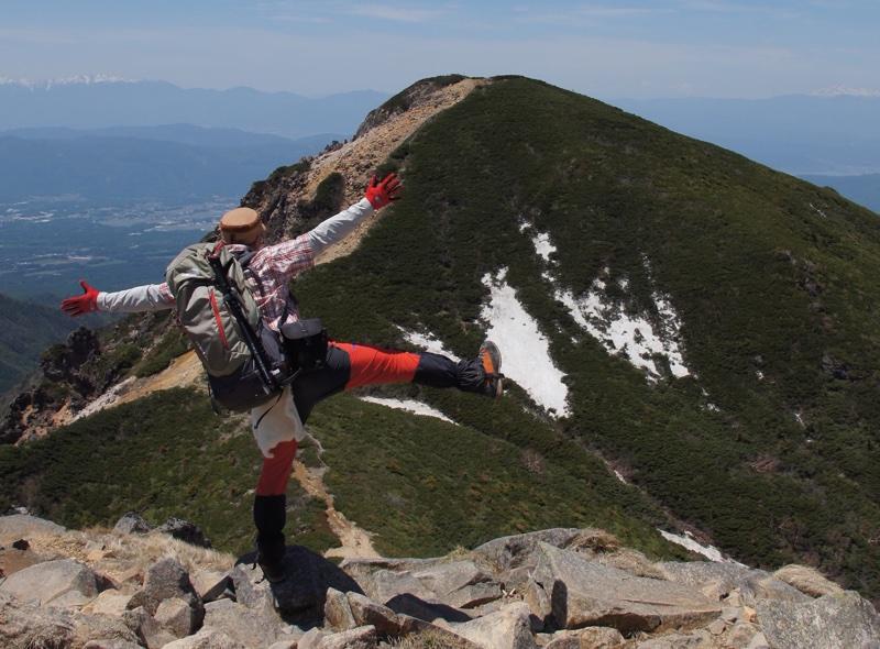 天狗岳登山写真3